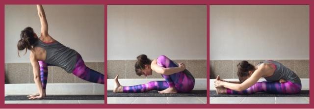 Piernas y caderas más flexibles